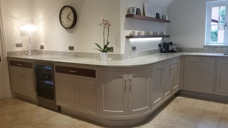 Curves by Place Design Kitchens and Interiors Country