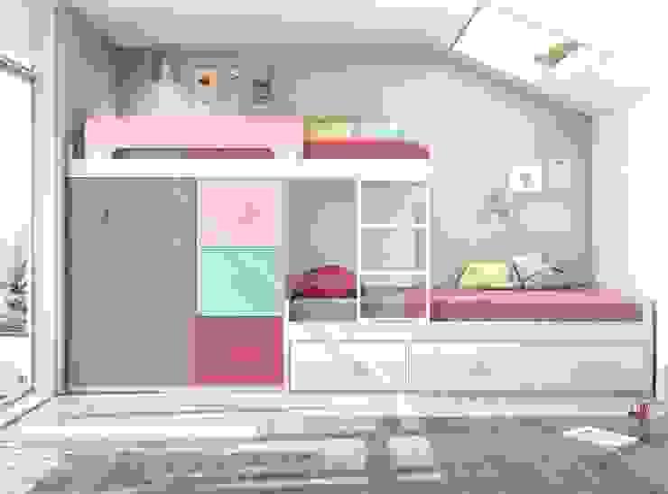 Habitación de niños de homify Moderno