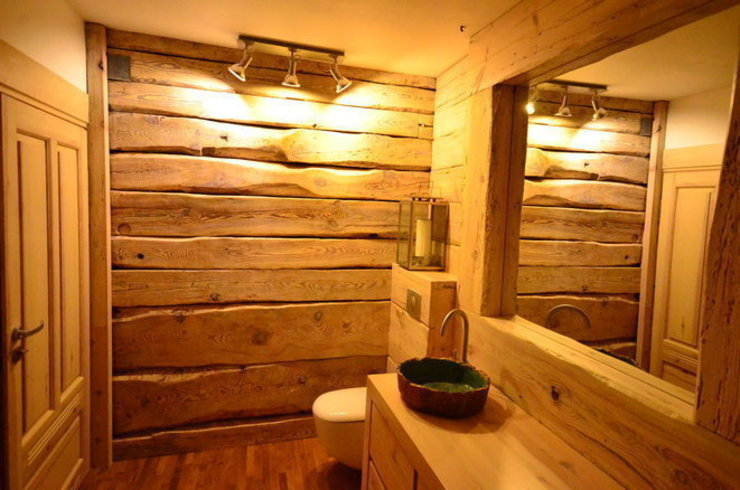 realizacje artkafle Skandynawska łazienka od artkafle Skandynawski