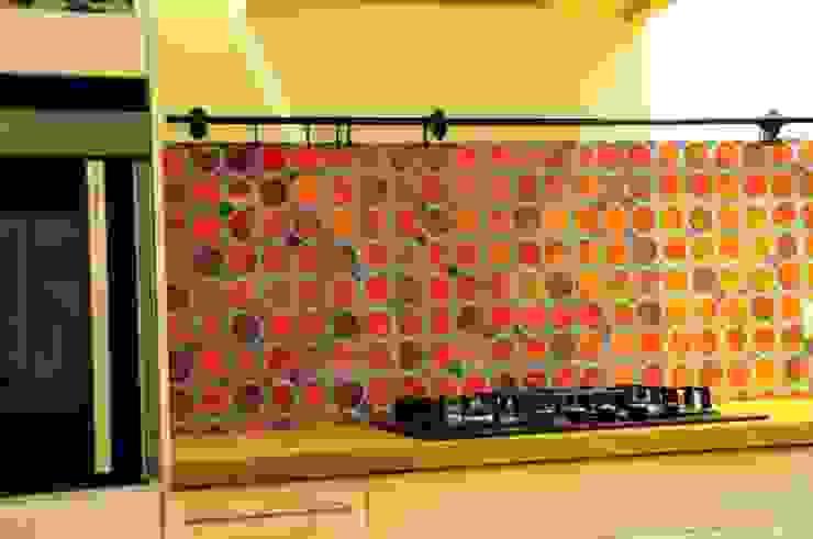 realizacje artkafle Industrialna kuchnia od artkafle Industrialny