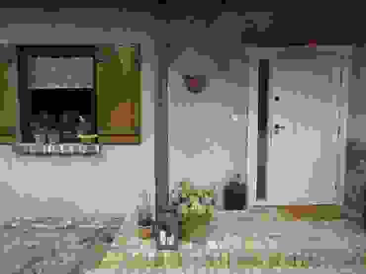 realizacje artkafle Wiejskie domy od artkafle Wiejski
