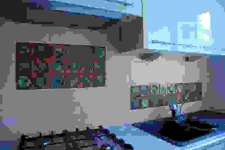 realizacje artkafle Rustykalna kuchnia od artkafle Rustykalny