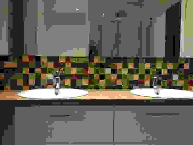 realizacje artkafle Industrialna łazienka od artkafle Industrialny