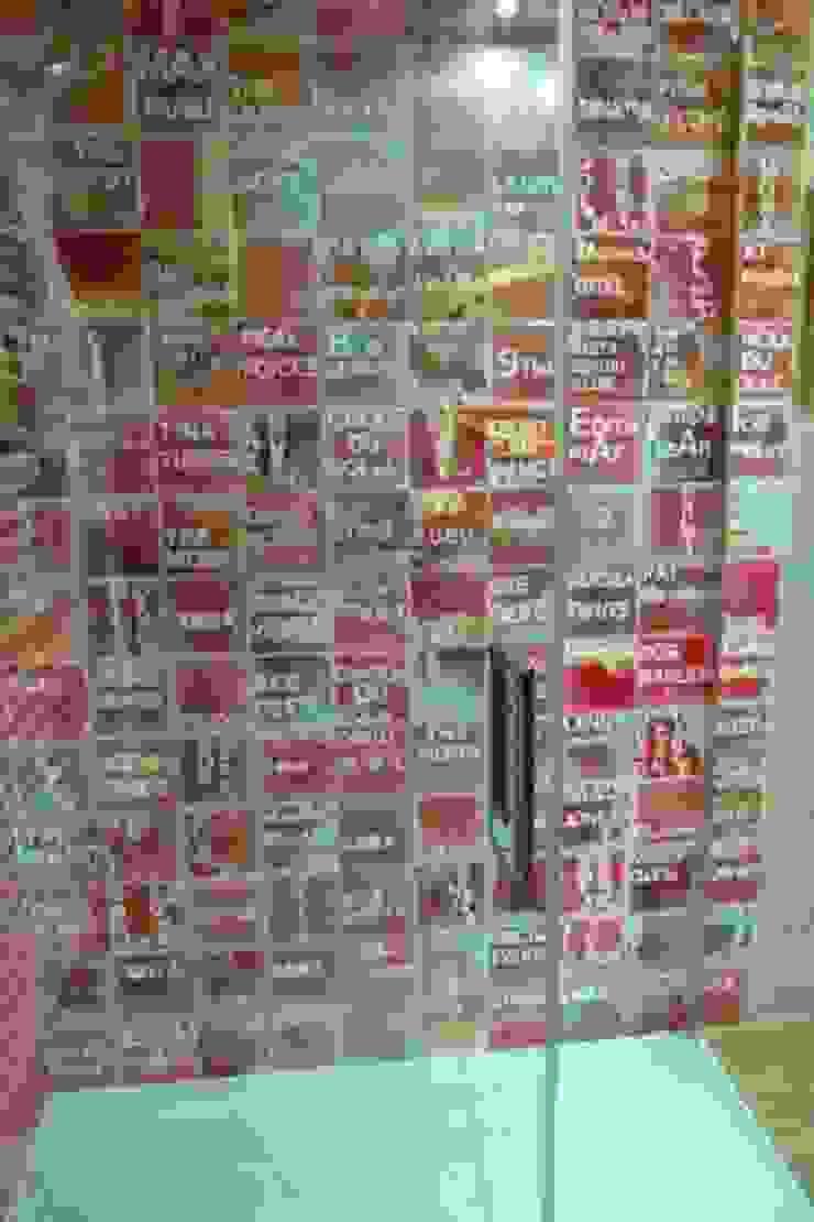 realizacje artkafle Nowoczesna łazienka od artkafle Nowoczesny