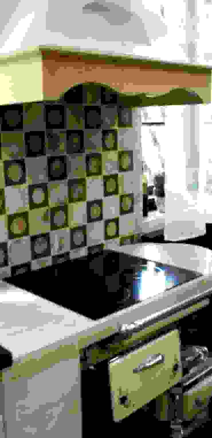 realizacje artkafle Nowoczesna kuchnia od artkafle Nowoczesny