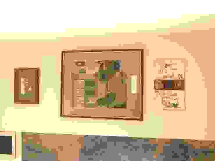 realizacje artkafle Nowoczesny salon od artkafle Nowoczesny