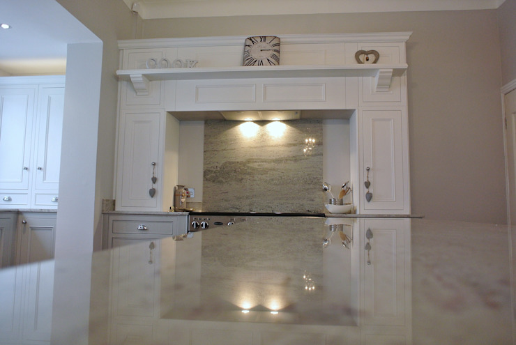 Fitted Kitchens Glasgow >> Fitted Kitchen Newton Mearns Glasgow Scotland By Glenlith
