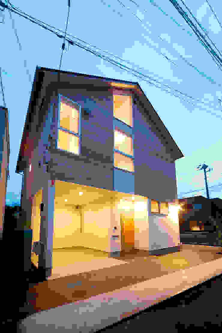 望月建築アトリエ Asian style houses