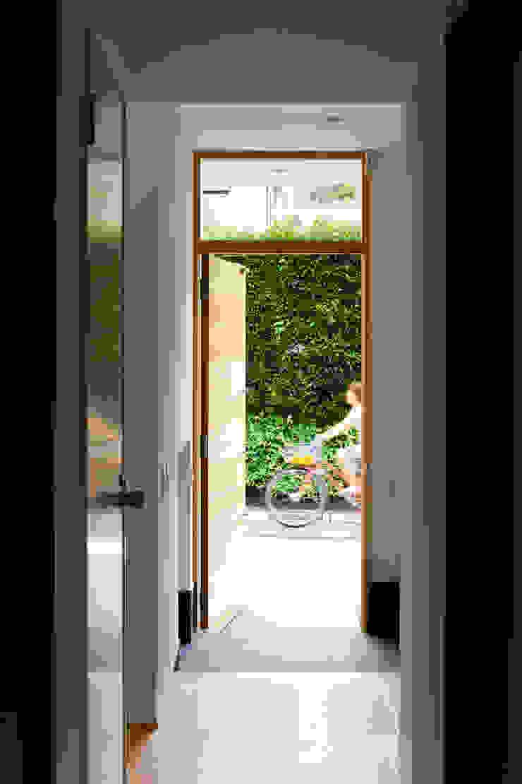 望月建築アトリエ Asian windows & doors