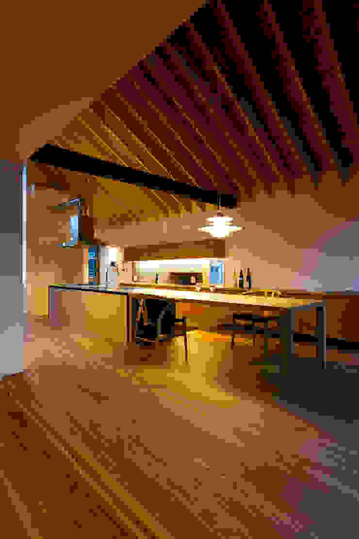望月建築アトリエ Kitchen