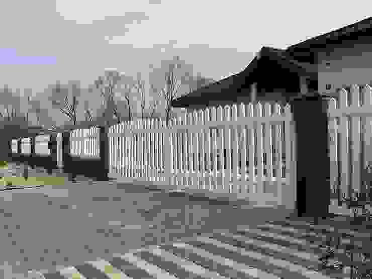 Jardines clásicos de Ogrodzenia PCV Clásico