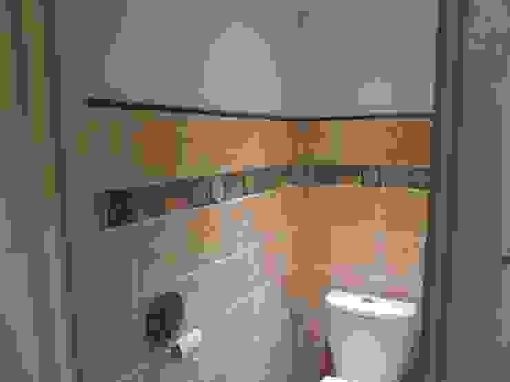 realizacje artkafle Wiejska łazienka od artkafle Wiejski