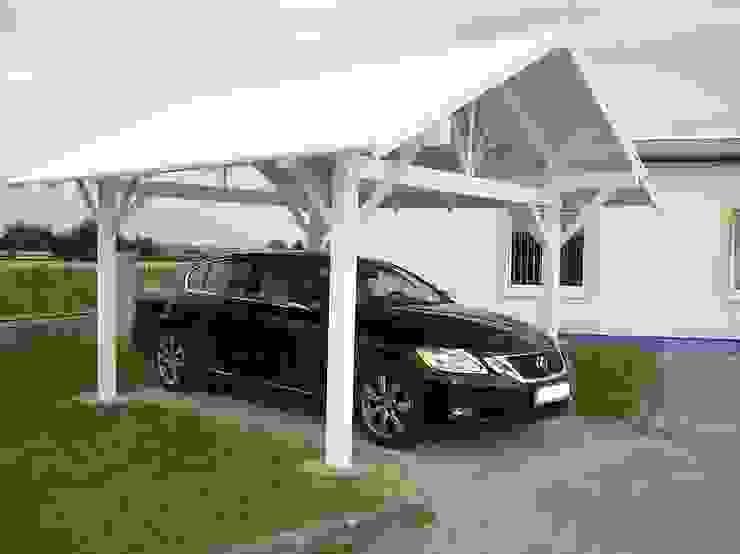 Ogrodzenia PCV Garage/shed