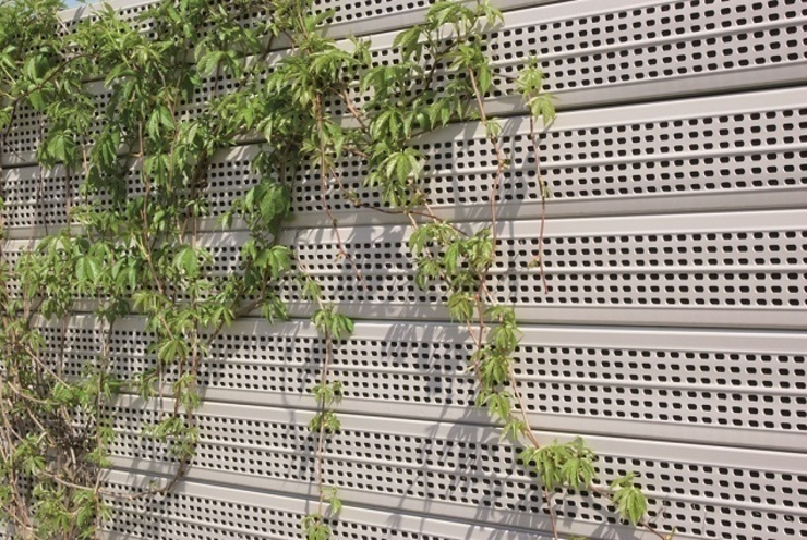 Jardines de estilo  de Ogrodzenia PCV