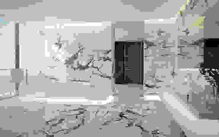 Bowmont Residence, LA, USA Спа в эклектичном стиле от Anton Neumark Эклектичный