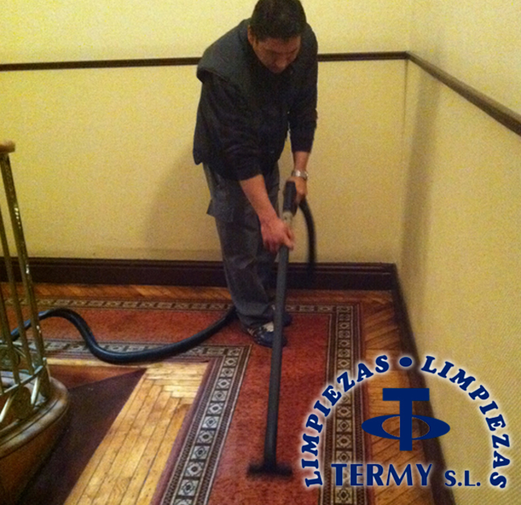 Limpiezas Termy Corridor, hallway & stairsAccessories & decoration