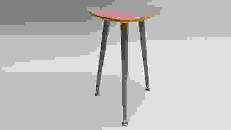 Столик приставной КАПЛЯ:  в современный. Автор – WOODI, Модерн