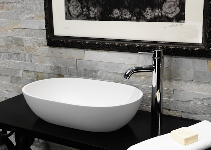Cloud Stone Basin Waters Baths of Ashbourne BathroomSinks