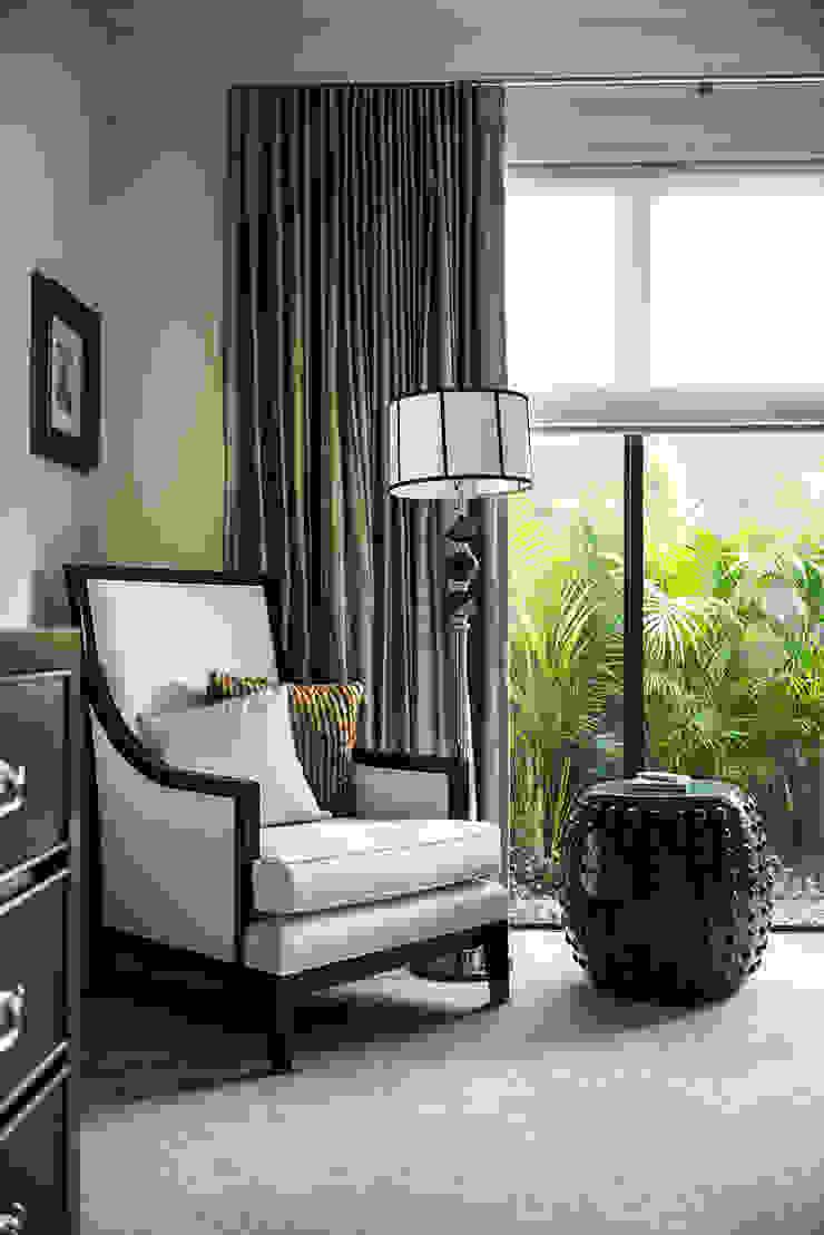 Floreat Residence Modern Living Room by Moda Interiors Modern