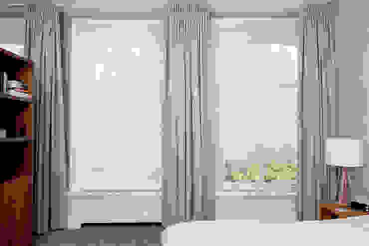 Complete verbouwing en inrichting herenhuis Klassieke slaapkamers van Kodde Architecten bna Klassiek