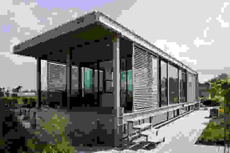 Kodde Architecten bna Casas modernas