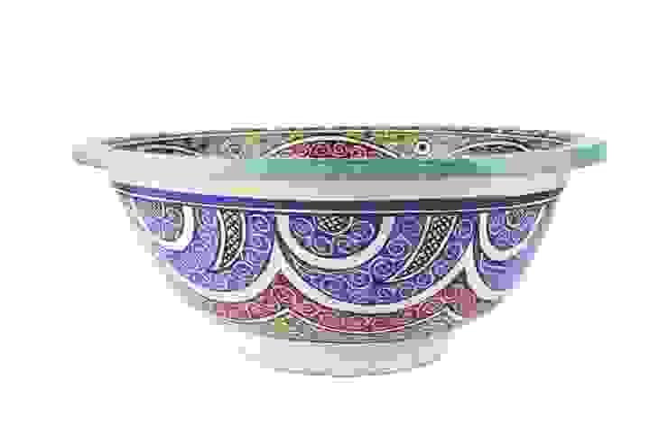 Kolory Maroka BathroomSinks