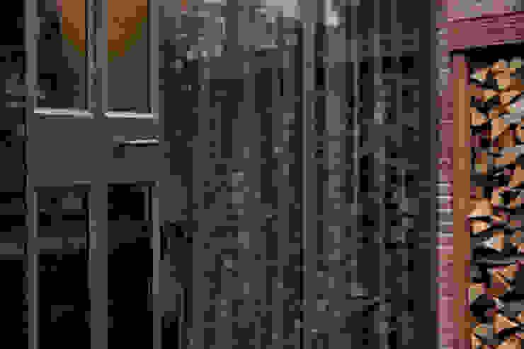 Herenpand met originele uitstraling Industriële ramen & deuren van Kodde Architecten bna Industrieel
