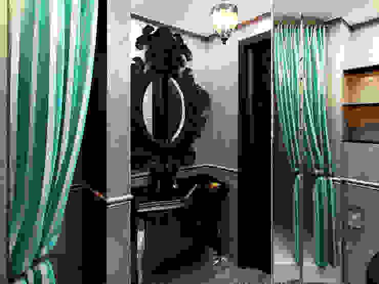 Квартира в стиле LOFT в Москве Ванная в стиле лофт от Anna Vladimirova Лофт