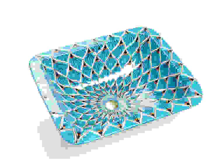 Aqua Azul od Kolory Meksyku Egzotyczny