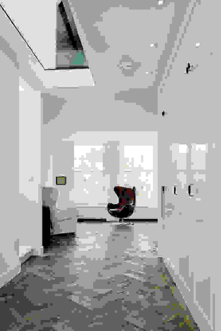 Renovatie appartement te Amsterdam Klassieke woonkamers van Kodde Architecten bna Klassiek