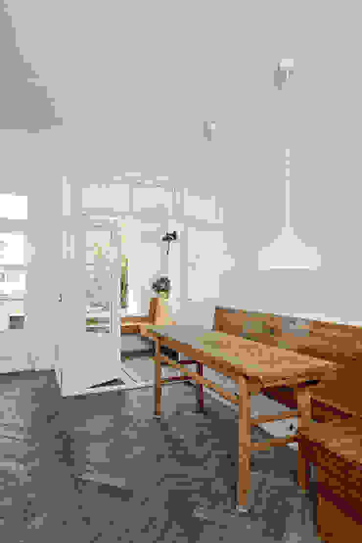 Renovatie appartement te Amsterdam Rustieke keukens van Kodde Architecten bna Rustiek & Brocante