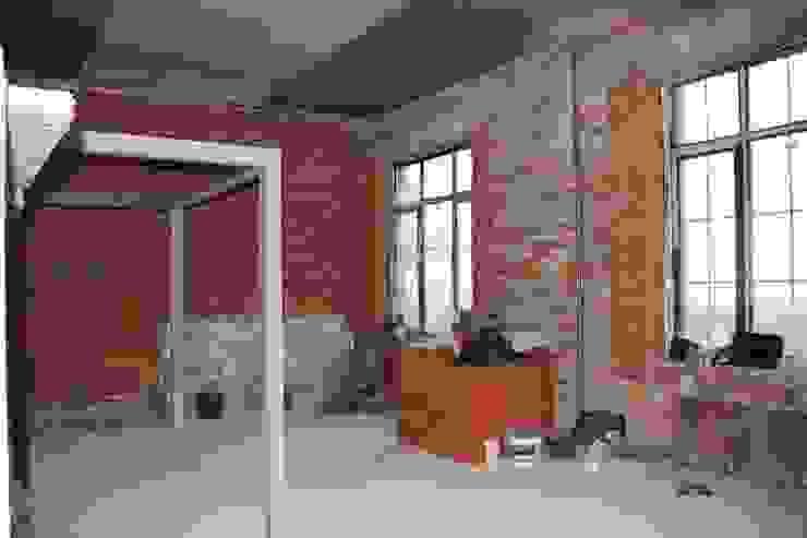 Квартира в стиле LOFT в Москве от Anna Vladimirova