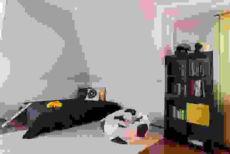 Dom z Głębokiej, home staging: styl , w kategorii Pokój dziecięcy zaprojektowany przez Sceny Domowe,Skandynawski
