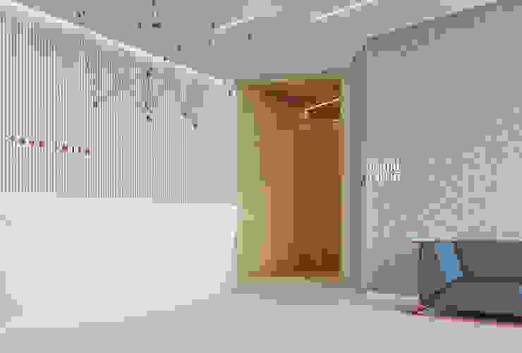 Дизайн стоматологической клиники в Баку Больницы в стиле модерн от ILKIN GURBANOV Studio Модерн