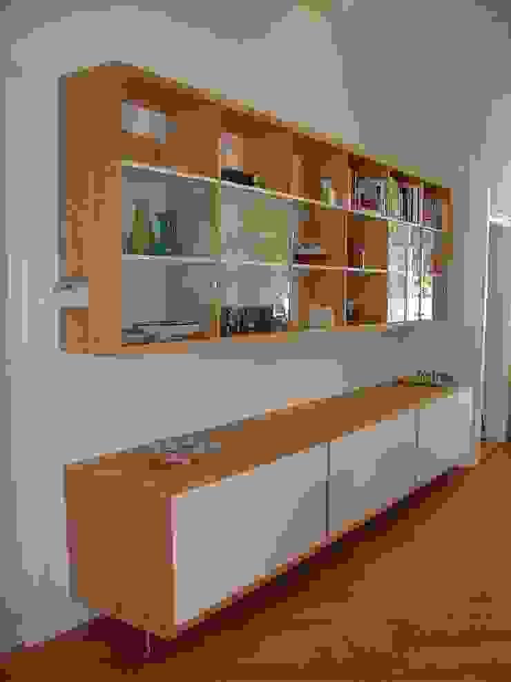 Opbergen: modern  door Gosker Interieur Architectuur, Modern