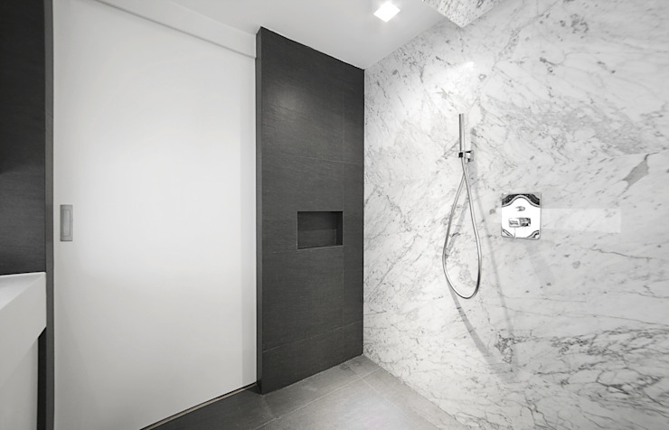 OneByNine Modern bathroom