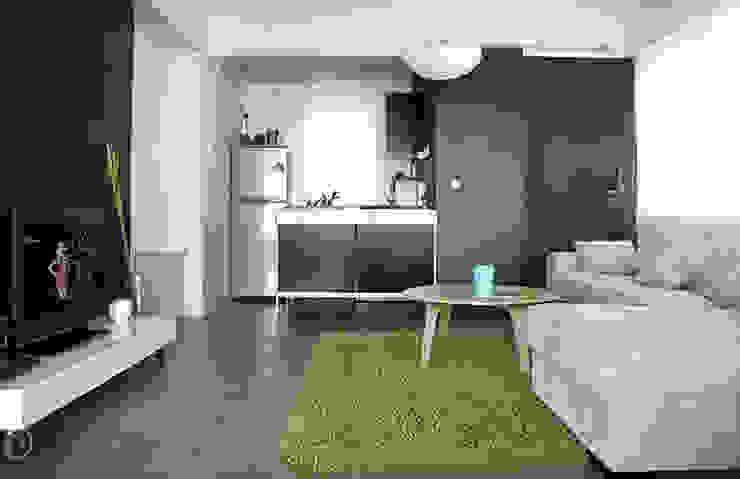 Kitchen by OneByNine, Minimalist