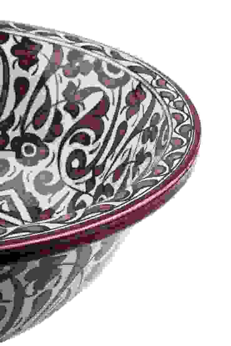 Mira - Elegancka umywalka arabska od Kolory Maroka Egzotyczny