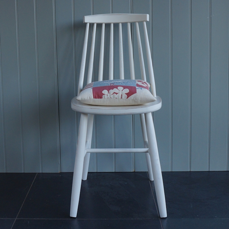 1960's Style Dining Chair: modern  by Rectory Blue, Modern