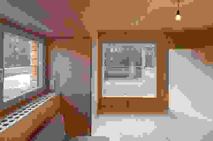 Moderne studeerkamer van REICHWALDSCHULTZ Berlin Modern Hout Hout