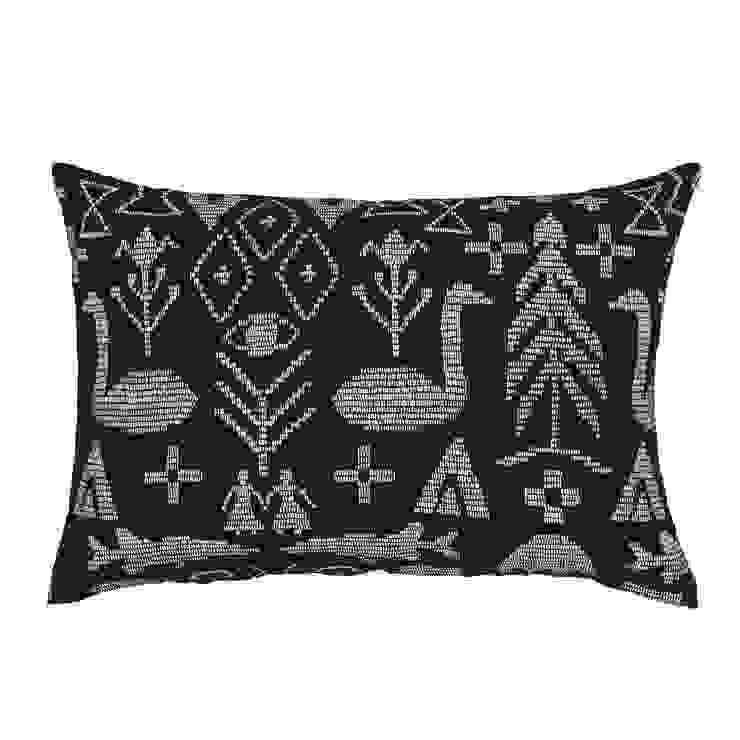 Maailman synty small cushion: scandinavian  by Zanders And Sons , Scandinavian