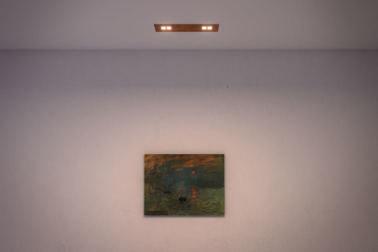 ZEN 2 di Ailis Lighting Solutions Moderno