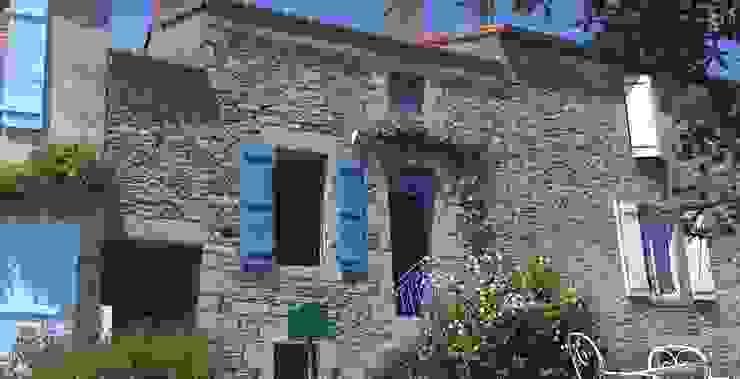 Exemples de realisations Maisons rustiques par sarl Patrimoine & Architecture Rustique