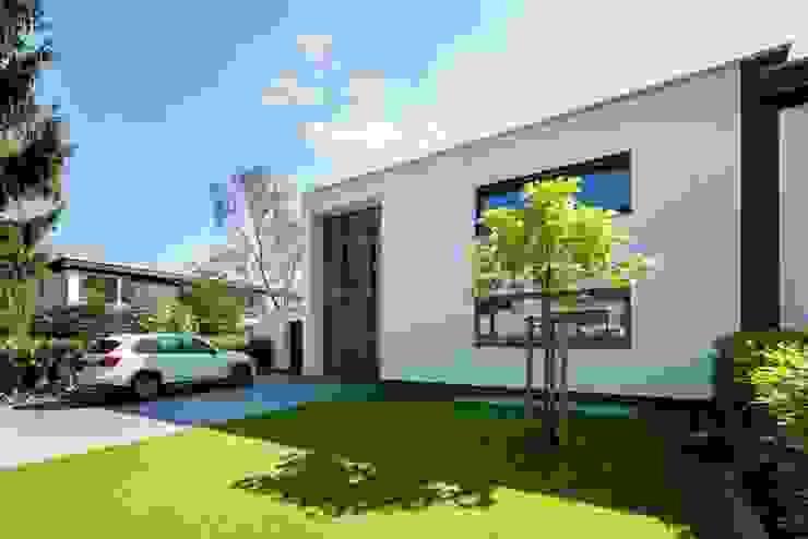 Haus C Minimalistische Häuser von K6architekten Minimalistisch