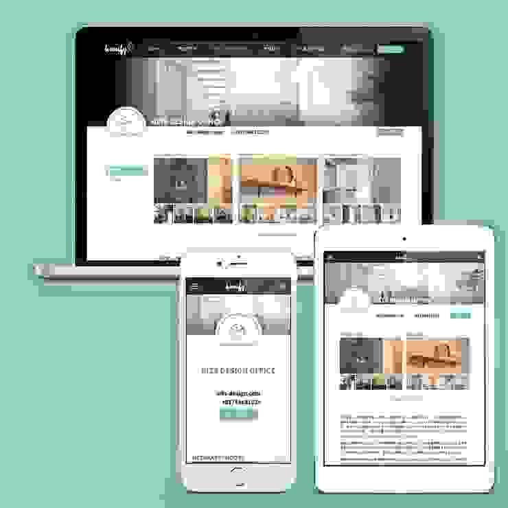 家族のための家 北欧デザインの リビング の ホミファイ 建築設計事務所 北欧