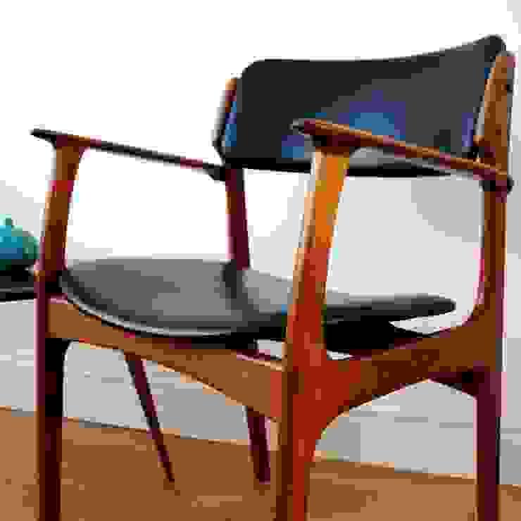 Erik Buck chair model 50 arm chair: scandinavian  by Zanders And Sons , Scandinavian