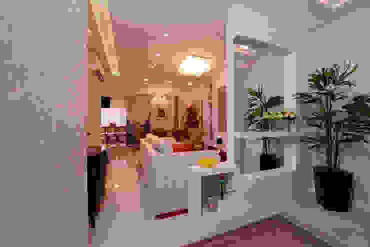 Ambiente Home Rosé Indoor Design Salas de estar clássicas