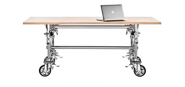 Stół S_05 od Nizio Interior Industrialny