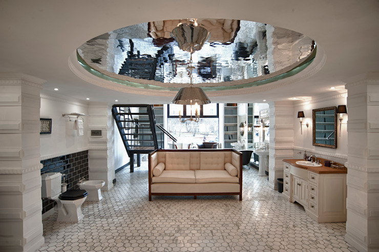 eclectic  by ROSBRI DECORATION STUDIO, Eclectic