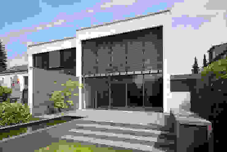 Haus K Minimalistischer Garten von K6architekten Minimalistisch